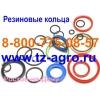 Кольца резиновые уплотнительные ГОСТ 9833-73 / 18829-73
